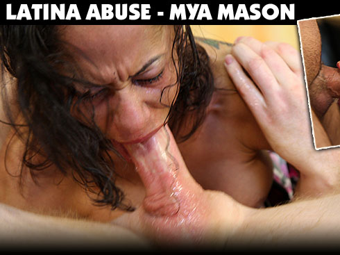 Mya Mason Destroyed On Latina Abuse