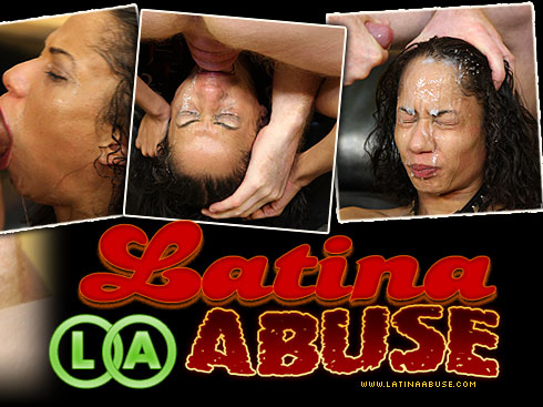 Latina Abuse Starring Mya Mason